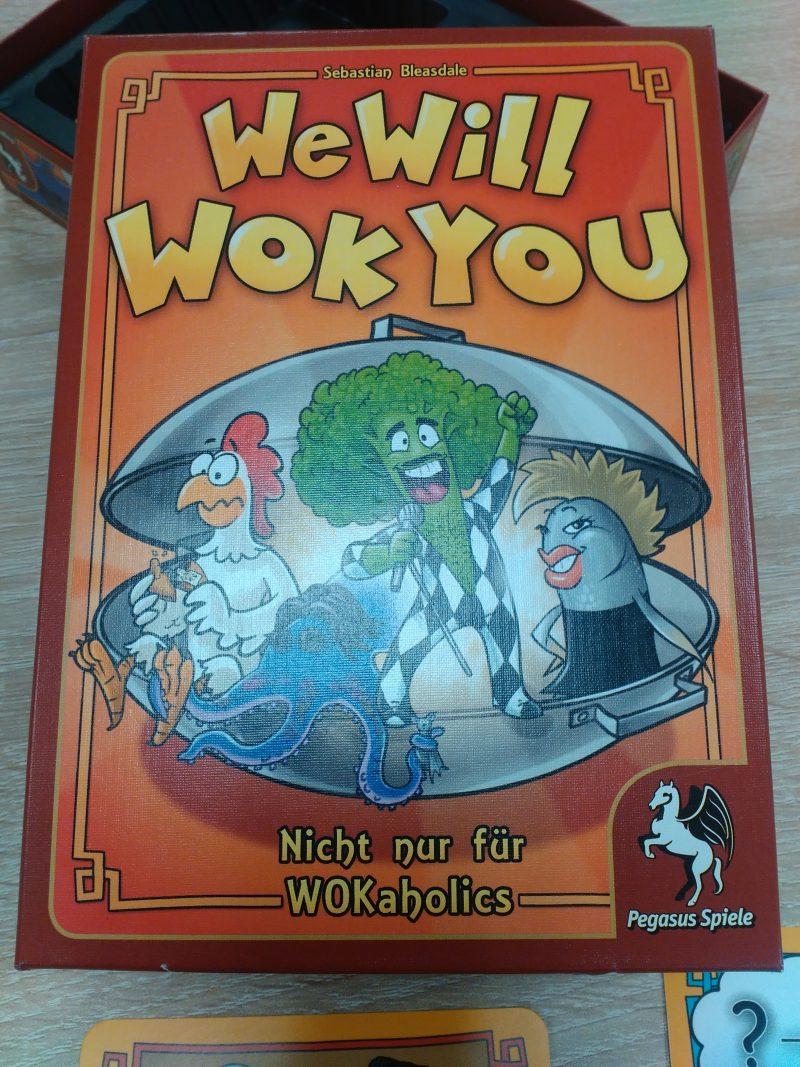 We Will Wok You – Ще ви изпрАжим