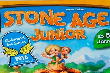 Stone Age Junior / Моята първа каменна епоха