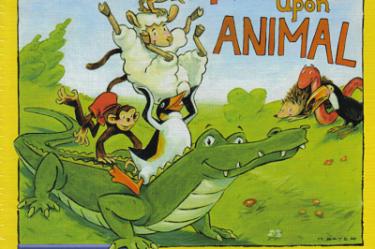 Animal Upon Animal - кутия от настолна игра Кула от животни на HABA