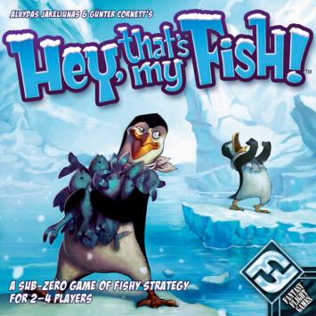 Hey, that's my Fish – надхитряне с пингвини