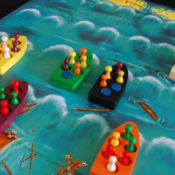 Lifeboats – спасителни лодки, но не за всеки