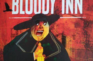 The Bloody Inn - кутия на настолна игра