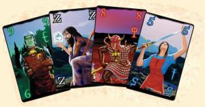 Магове - карти за игра