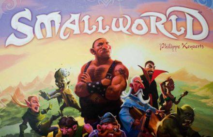 SmallWorld – Малък свят, големи проблеми